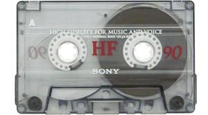 Převod audiokazet