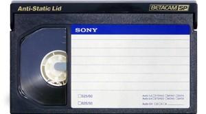 Převod Beta kazet
